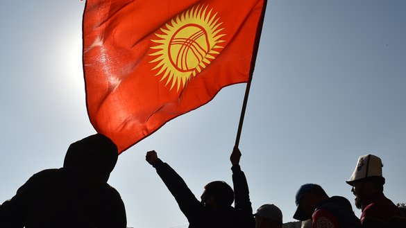 After losing sway in Kyrgyzstan, Russia blames 'foreign pressure' for political upheaval