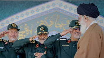 Chronicling Qassem Soleimani's trail of bloodshed across the region and beyond