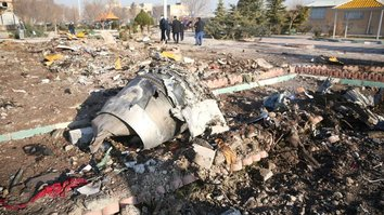 A year on, Iran yet to hold anyone accountable for downing of Ukrainian airliner