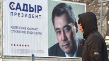 Turbulent Kyrgyzstan braces for another election